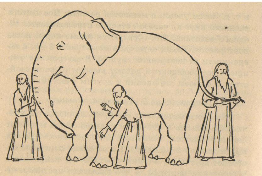 мудрецы-слон